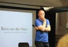 Boris van der Ham op het Vrijheid- en Onderwijsdebat
