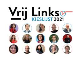 Vrij Links Kieslijst 2021
